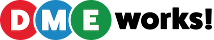 DME Works! Logo